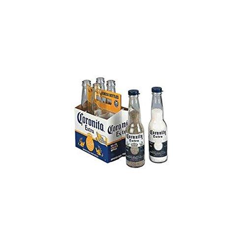 100 Corona Salt and Pepper Caps, Make Your Own Coronita Shakers