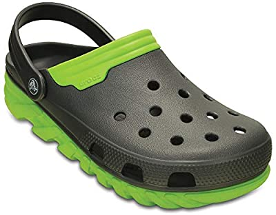 crocs Unisex Duet Max Clogs and Mules