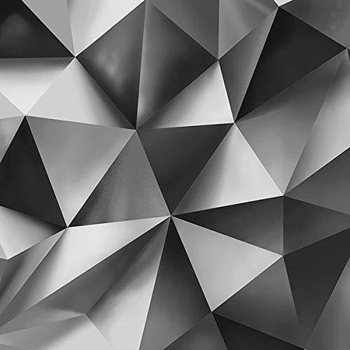 FORWALL Fototapete Vlies - Tapete Moderne Wanddeko Geometrie 3D VEXXXXL (416cm. x 290cm.) AMF10162VEXXXXL Wandtapete Design Tapete Wohnzimmer Schlafzimmer