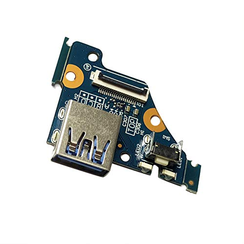 Suyitai Replacement for HP Envy x360 15-CP USB Power Button Board L26846-001 448.0EE02.0011 -  NE06151_2-SYT3
