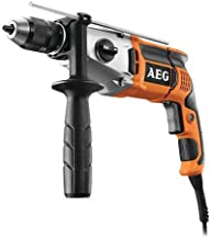 AEG Electric Hammer Drill, 13 mm, Corded - SB2E 1100 RVZ - Multi Color