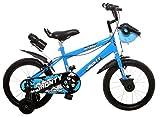 Outdoor Jaunty Children Semi Assembled BMX Bike