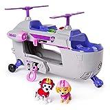 Paw Patrol - 6053626 - Jeu enfant - Helicoptère de Stella Ultimate Rescue - La Pat' Patrouille