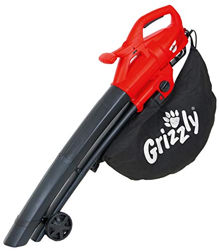 Grizzly Elektro 3in1 Laubsauger...