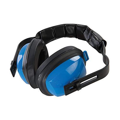 Silverline 140858 Kompakter Kapselgehörschutz, SNR 22 dB SNR 22 dB