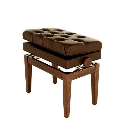 Adjustable Piano Stools: Amazon.co.uk