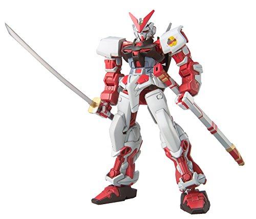 Mbf-P02 Gundam Astray Red Frame Gunpla Hg High Grade 1/144