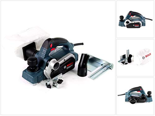 Bosch 06015A4301 26-82 GHO 26–82Bürste D Professional, Schwarz, Blau, Silber
