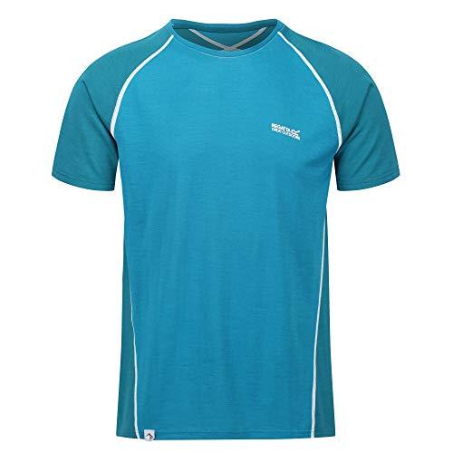 Regatta Mens Tornell II Polyester Wicking Running T Shirt