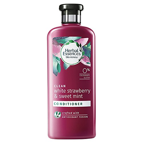Herbal Essences Bio: Renew White Strawberry and Mint Conditioner
