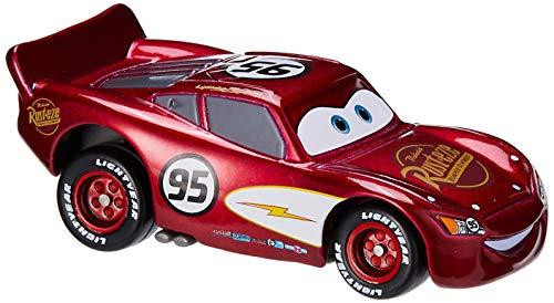 Tomica Disney Pixar Cars Lighting McQueen Radiator Springs Ver C-03 (Japan) (japan import)