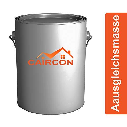 CAIRCON 25Kg Ausgleichsmasse Fußboden selbstverlaufend Nivelliermasse für Boden - Grau