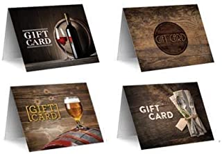 Gift Card Presenters (Special - Variety) 100 Pack