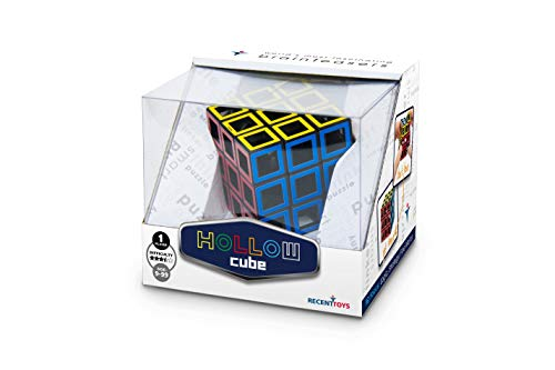 Meffert's- Hollow Cube Rompecabezas, Multicolor (Recent Toys M5079)