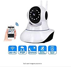 Surveillance Recorder Hd 720P IP Camera WiFi Wireless Two Way Audio Night Vision Onvif Home Security CCTV Surveillance Cam...