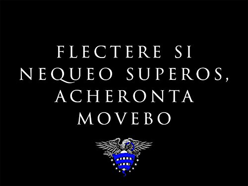 Police Motivation Poster Latin Phrase Poster Motivational Quote 18x24