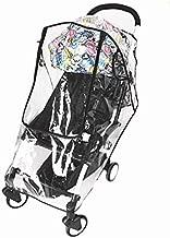 Stroller Weather Shield, Rain Cover Compatible for Babyzen YOYO YOYO+
