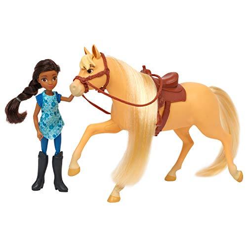 Spirit Kleine Puppe und klassisches Pferd – Prudence und Chica Linda