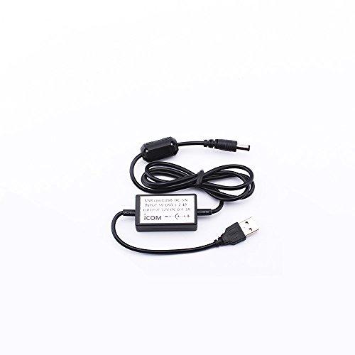 Bluelover Icom Interphone USB Charge De La Batterie Charge Plaque De Câble