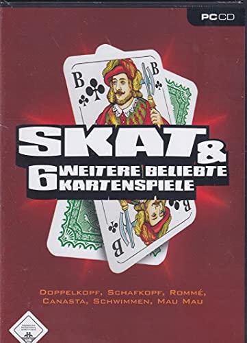 Skat & 6 weitere beliebte Kartenspiele (Doppelkopf, Schafkopf, Rommé, Canasta, Schwimmen, Mau Mau)