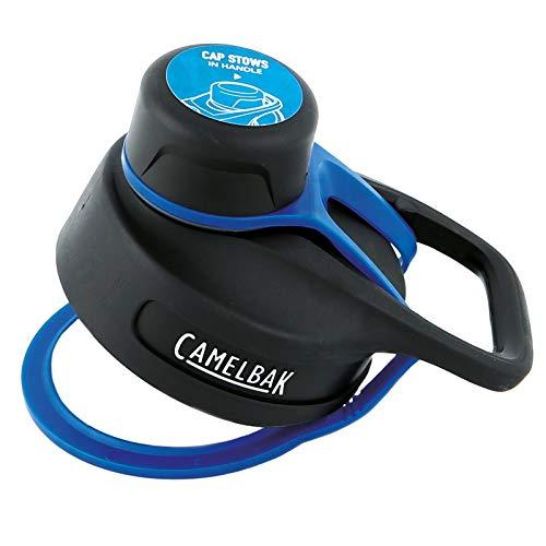 CAMELBAK Unisex– Erwachsene Ersatzdeckel für Chute Vacuum Insulated Flaschen, blau, One Size