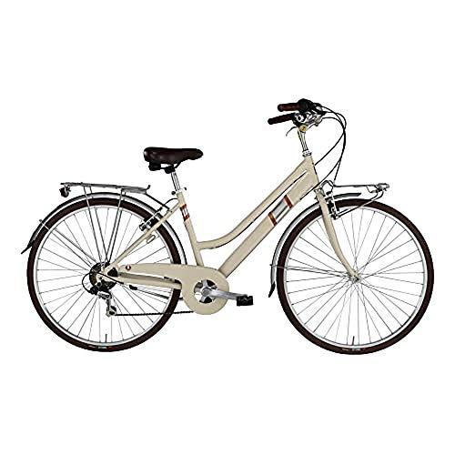 Bicicletta Roxy 28' Donna 6v, Crema