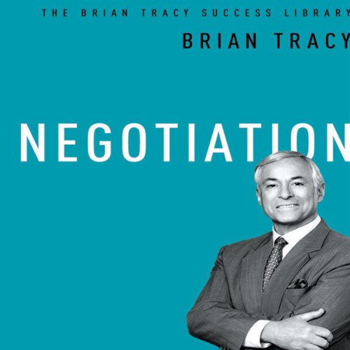 Negotiation audiobook cover art