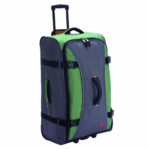 Athalon Luggage 29 Inch Hybrid Travelers Bag, Grass Green, One Size