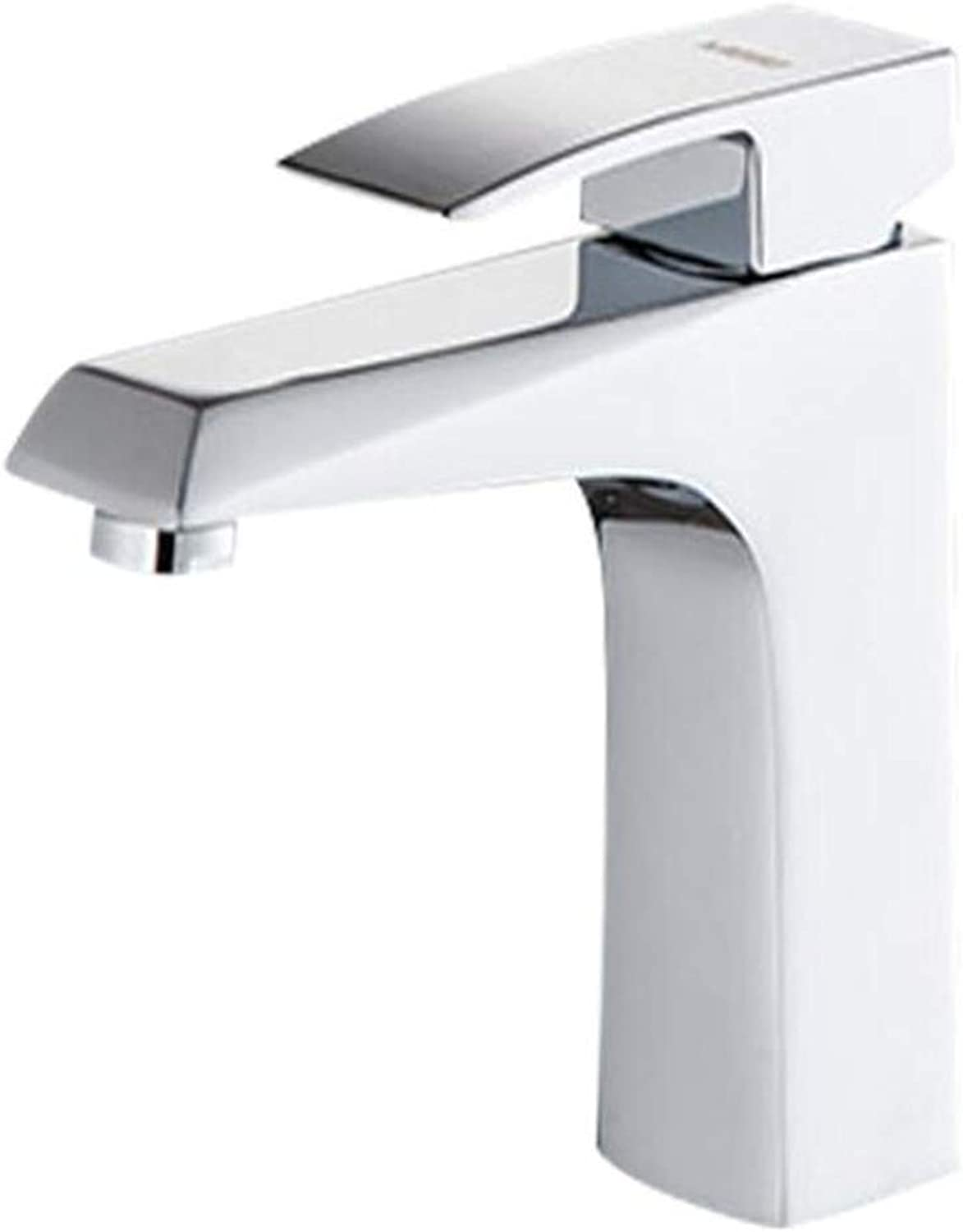 Basin Sink Mixer Faucet Refined Copper Kitchen Sink General Cold and Hot Water