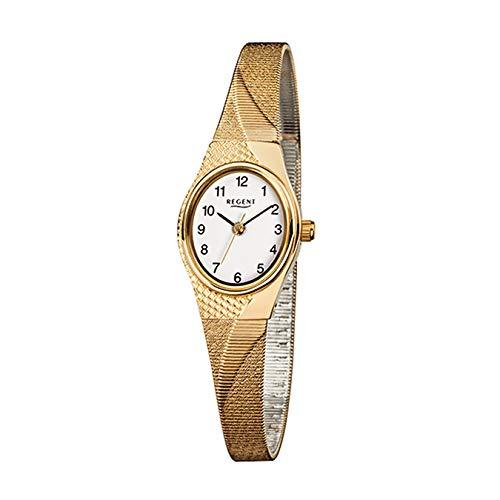 Regent elegante Uhr für Damen Milanaiseband 7544.39.99
