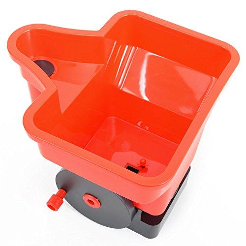 HECHT Universal-Streuer 33 Handstreuer Düngerstreuer Salzstreuer mit ca. 3 Liter Fassungsvermögen;;;;; - 4