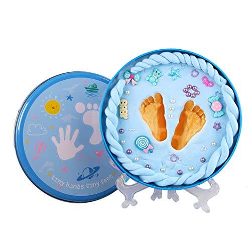 Kit de huella de bebé para recién nacido