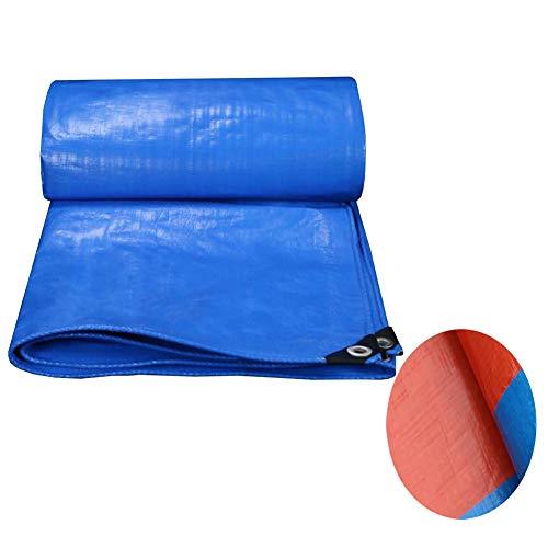 YXX-Lonas Lona for tienda de campaña a prueba de lluvia con arandelas, cubierta for piscina de sábanas de lona de alta resistencia, liviana, 160 g/m² (Size : 2mx2m)