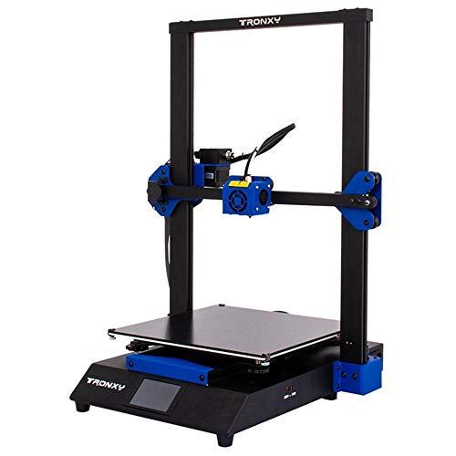 TRONXY XY-3 Pro Resin 3D-Drucker, professioneller Quiet Base 3D-Drucker, Größe 330 x 330 x 400 mm, Hochpräzisionsdrucker mit Touchscreen, Filamentdetektor und Lebenslauf