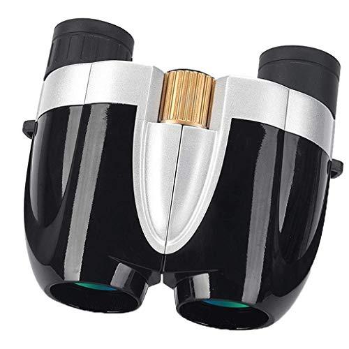 DC Wesley Fernglas für Erwachsene, Universal-Fernglas für Vogelbeobachtung, Wandern, Jagd und Sportveranstaltungen, Fernglas (Farbe: Weiß) (Farbe: Schwarz)