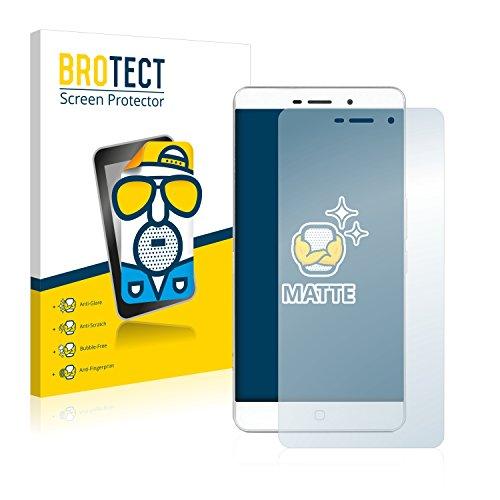 BROTECT 2X Entspiegelungs-Schutzfolie kompatibel mit Elephone P9000 Lite Bildschirmschutz-Folie Matt, Anti-Reflex, Anti-Fingerprint