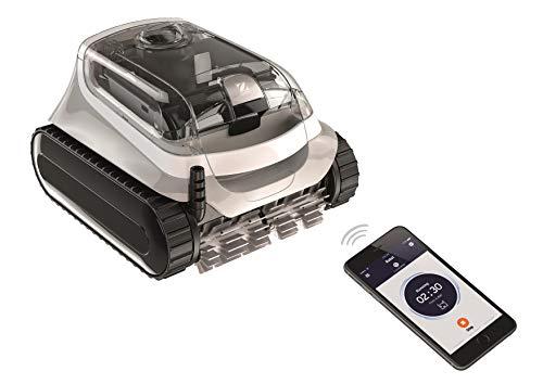 ZODIAC 30 XA IQ – Robot Limpiafondos para Piscinas (Fondo/Paredes/línea de Agua)
