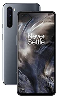 "OnePlus NORD Smartphone 6.44"", 5G, Fluid AMOLED Display 90Hz, 12GB RAM + 256GB Storage, Quad Camera, Warp Charge 30T, Dual Sim, Grigio (Onyx Grey) (B08BPF2VLF)   Amazon price tracker / tracking, Amazon price history charts, Amazon price watches, Amazon price drop alerts"