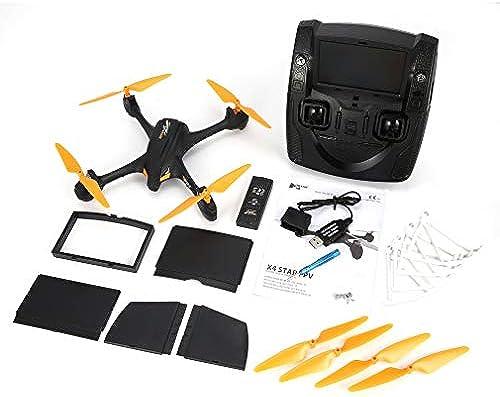 GreatWall Hubsan H507D X4 5.8G 720P FPV Drohne GPS Follow Me H  Halten RC Quadcopter Schwarz