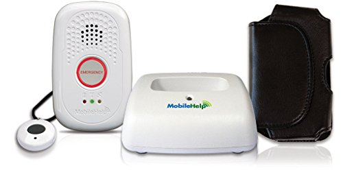 Why Choose MobileHelp Solo - GPS Mobile Medical Alert System for Seniors – NO Monthly FEES Two Yea...