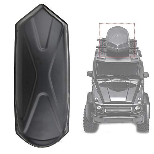 Portabagagli sul Tetto Telecomando Portapacchi per Auto , Adatto per Wrangler TRX6 G63 / TRX4 G500 1/10 RC Ricambi Auto