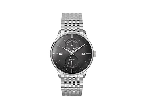 Junghans Meister Agenda Herren-Armbanduhr 027/4568.44