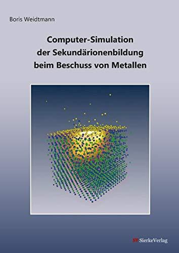 Computer-Simulation der Sekundärionenbildung beim Beschuss von Metallen