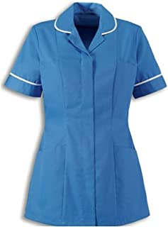 Skywear T66 Healthcare and Beauty Tunics Woman Girls Ladies Tops Office Uniform Shirts in Multicolors