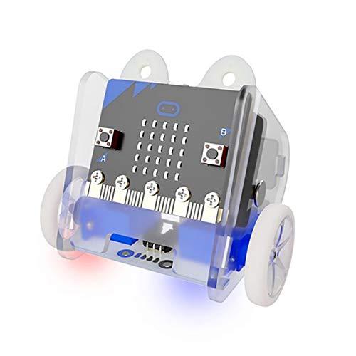 EBOTICS- MIBO Robot ELECTRÓNICA Y PROGRAMACIÓN con Placa BBC Micro:bit (Atlantis Internacional BXMIBO)