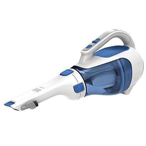 BLACKandDECKER HHVI320JR02 dustbuster Cordless Handheld Vacuum (Magic Blue) (Renewed)