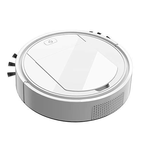 Kamenda 3 en 1 Robot automático inalámbrico aspirador escoba USB de carga inteligente para aspiradoras robots...