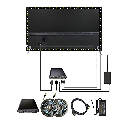 WESIRI Ambient TV Kit for 21-59 inch HDMI Devices...