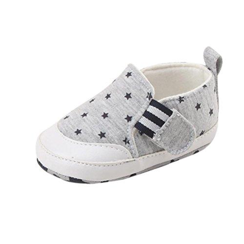 Zapatos bebé SMARTLADY Zapatos Antideslizante Recién