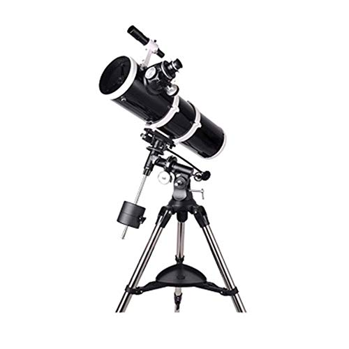 Amazing Deal Luckya Astronomical Telescope, Professional Stargazing HD 130MM Coated Optical Lens, Po...